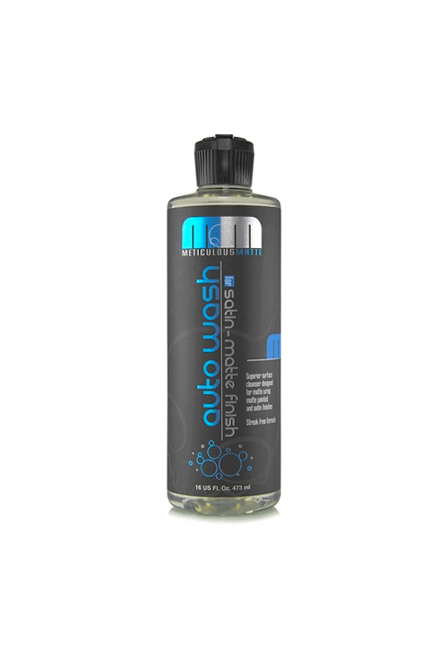 Chemical Guys Meticulous Matte Auto Wash For Satin